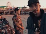 Novo clipe rodado em Los Angeles (EUA)